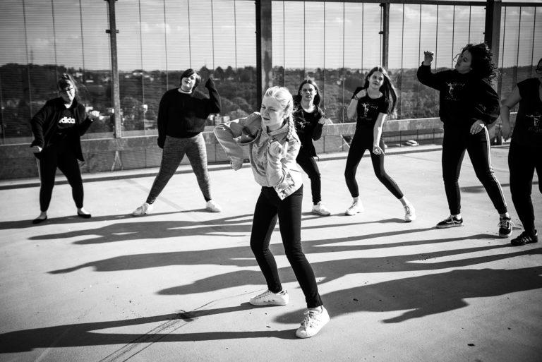 Tanzraum Remscheid Tanzbild Parkhaus Dance